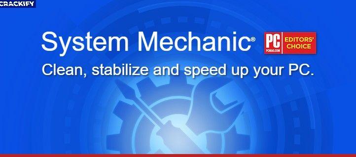 System Mechanic Pro 19 1 3 89 Crack Free Download System Mechanic
