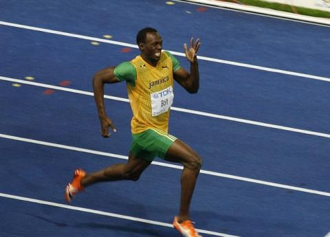 Today: PAPERBLOG - London 2012: Is Olympic Reigning Champion Usain Bolt Still the World's Fastest Man? Jul 31, 2012