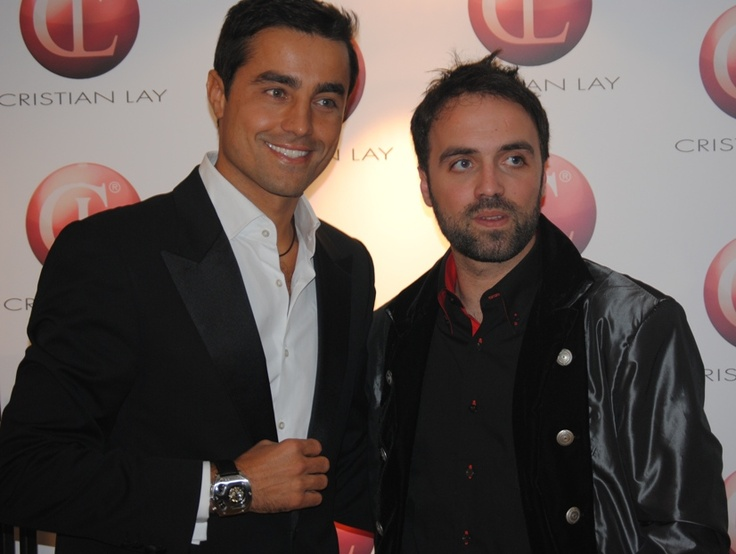 Ricardo Pereira apresenta coleção para a Cristian Lay