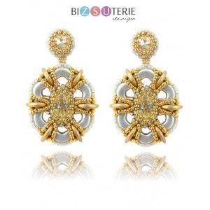 SERENA earrings - inst. dload beading pattern