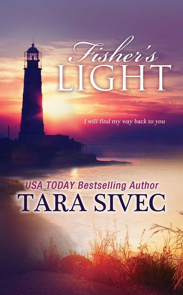 Fisher's Light by Tara Sivec | 15年に渡る愛の軌跡の物語。現代物で読みやすく、切ないけれど笑いも詰まっていてぐんぐん読ませます。ヒロインが可愛く、日本人受けするタイプじゃないかな。ストロベリー・ブロンドって可愛いですよね。(赤みがかった金髪のこと)