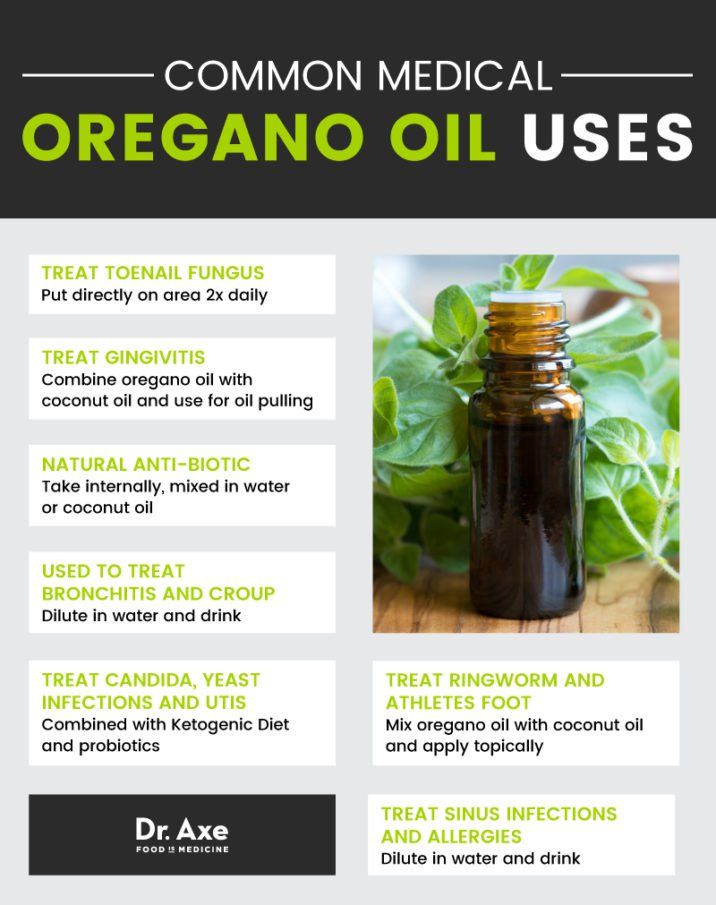 Oregano essential oil how to use