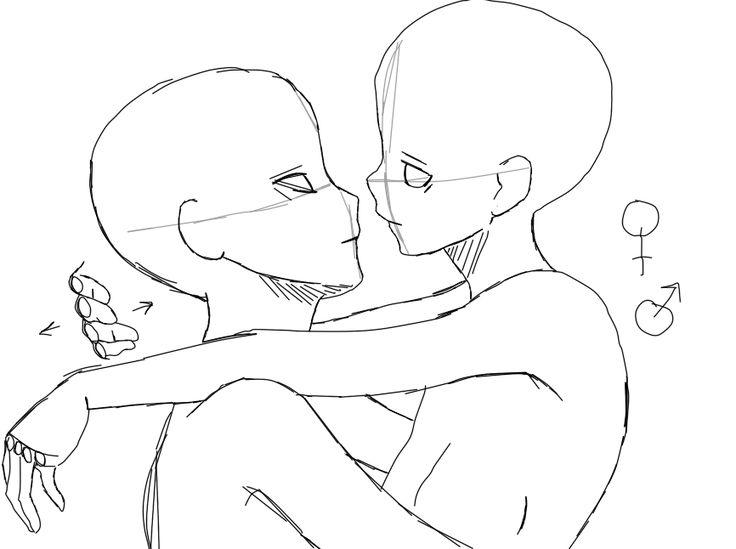 couple ych (open) by SweetLunar.deviantart.com on @DeviantArt