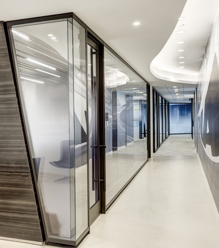 Office Tour: NASCAR Offices U2013 New York City | Design_Corporate | Office  Interior Design, Corporate Office Design, Modern Office Design