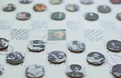 FISH MAIL ART: мэйл-арт конверты, объекты и открытки наси коптевой и саши браулова: jazz vs rock draughts