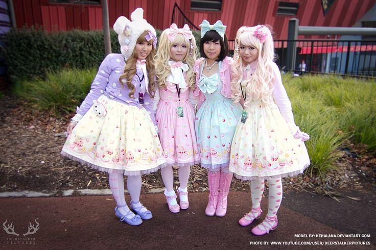Lolita Cloning success! by *hehalana on deviantART