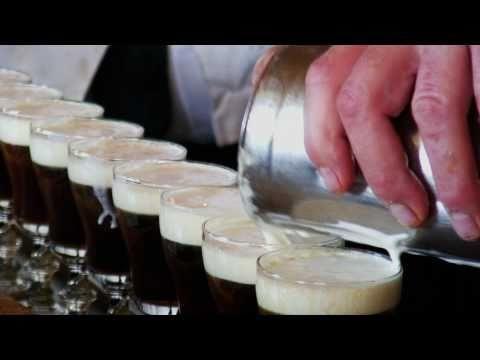 The perfect Irish coffee at Buena Vista Cafe