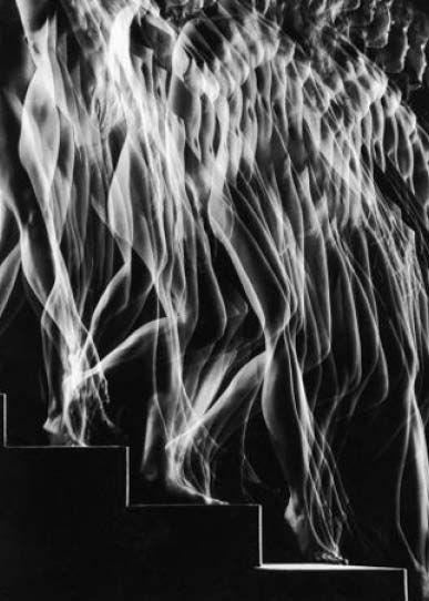 Nude Descending Staircase – Experiments In Motion Gjon Milli, 1942