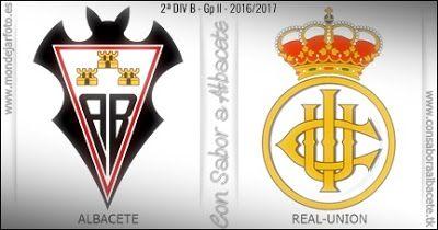 PREVIA: ALBACETE BALOMPIE- REAL UNIÓN IRÚN  Albacete Balompié Copa del Rey Deporte Albacete Futbol Noticias deportes