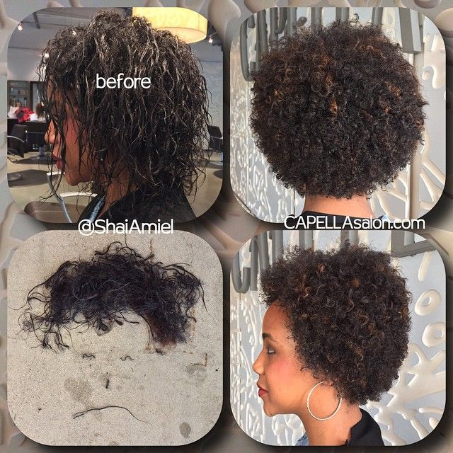 Hairstyles For Black Damaged Hair Trendy In The Usa