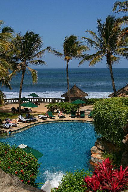 Le Meridien Hotel Tanah Lot, Bali, Indonesia