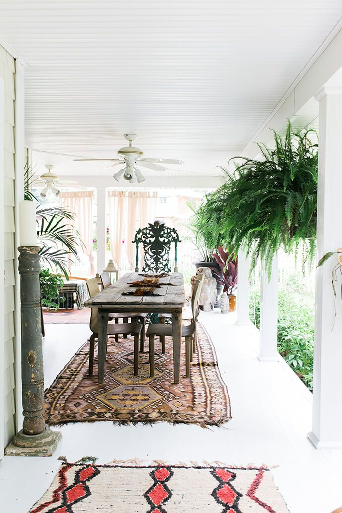 Step Inside The Free Spirited Home Of Jennifer From FleaMarketFab