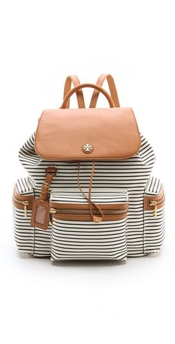 Tory Burch | Viva Backpack | #Fashion #Bag