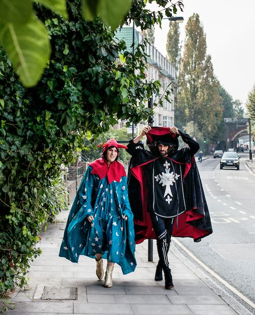 Noel Fielding & Sergio Pizzorno, Loose Tapestries