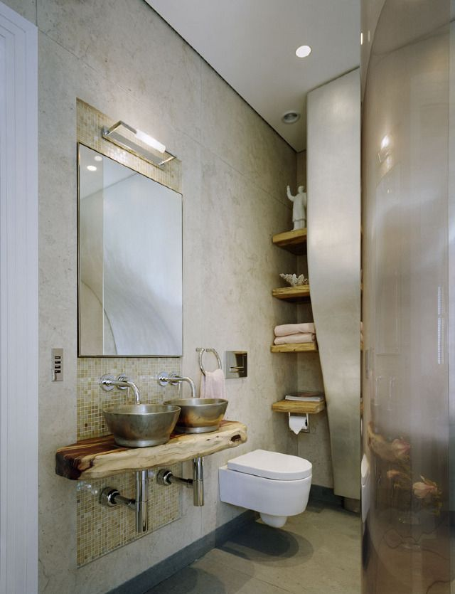 Further Lane Bathrooms - Robert Young Architecture & Interiors