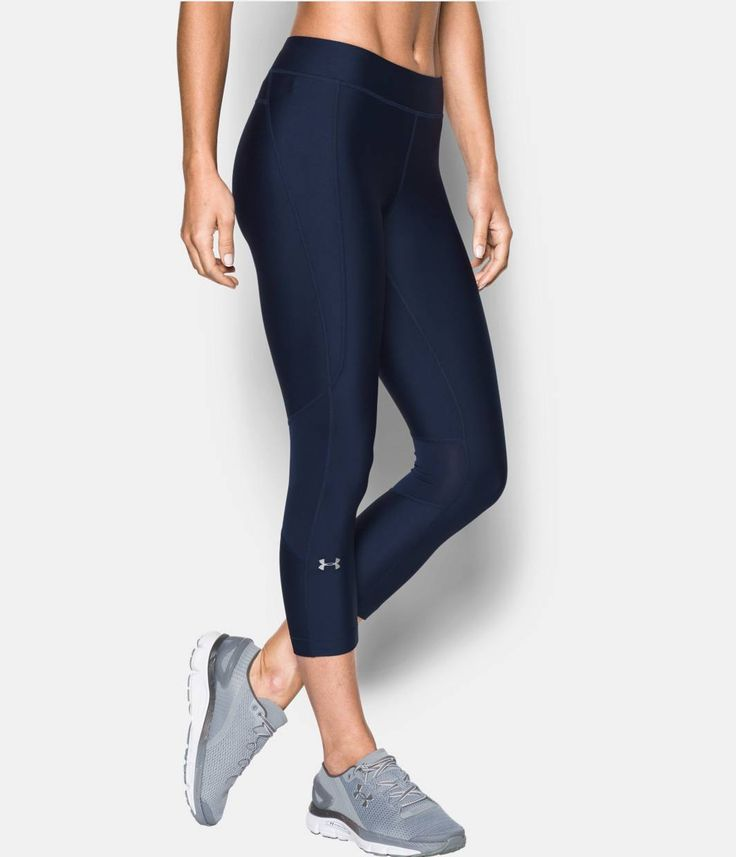 Shop Under Armour for Women's UA HeatGear® Armour Crop in our Womens Bottoms department.  Free shipping is available in US.