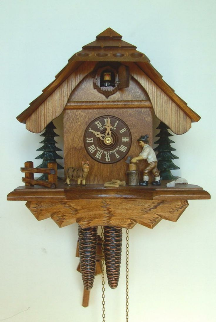 35 Best Images About Cuckoo Clocks On Pinterest Colorful Flowers Clock And Beer