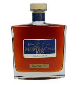 RUM MOMBACHO 21 PORT WOOD FINISH Più dolce rispetto al suo pari età sherry. #Rum #Mombacho