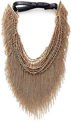 Brunello Cucinelli Goldplated Monili Choker/$2995 ???