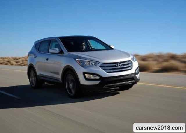 New Generation 2018-2019 Hyundai Santa Fe crossover
