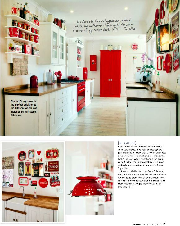 Milestone Kitchens features in the current HOME/TUIS Painting Magazine!