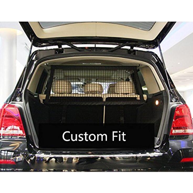 Gallop Custom Pet Safety Barrier Cargo Net For Audi Q7