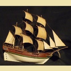 SPANISH GALLEON, GRAND VOILIER MAQUETTE