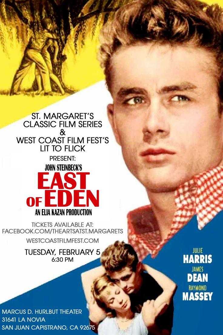 Al este del paraíso (East of eden, Elia Kazan, 1955