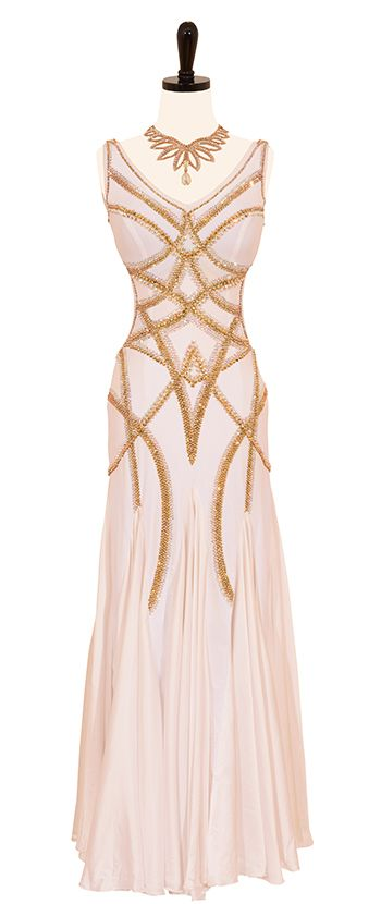 white with gold modern dress bodice design