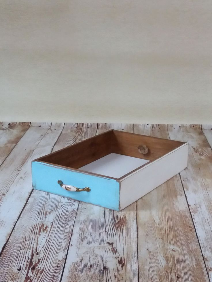Double sided vintage newborn drawer, newborn photo prop, vintage crate, rustic prop, newborn props by KaroLovewdzianka on Etsy