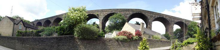 Aquaduct - Peak District, UK
