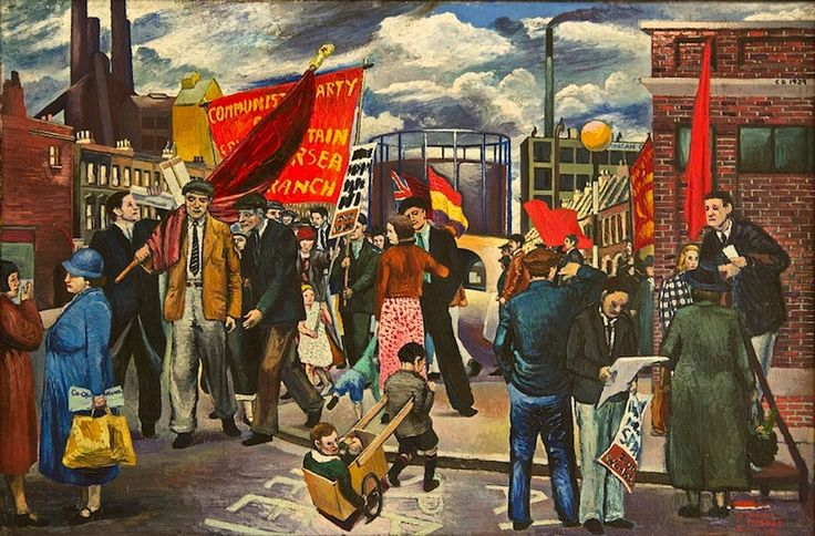 British Artists And The Spanish Civil War Examined In New Exhibition http://www.artlyst.com/articles/british-artists-and-the-spanish-civil-war-examined-in-new-exhibition