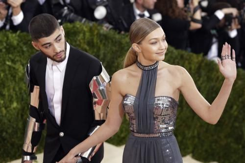 """Former One Direction singer Zayn Malik insisted he and girlfriend Gigi Hadid aren't a """"power couple"""" despite their fame."""