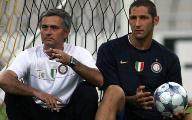 """Inter, Materazzi: """"Mou ecco perche' il e numero uno, sul momento attuale dico…."""" #inter #materazzi #mourinho #triplete"""