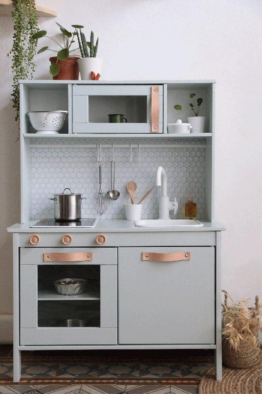 ikea hack comment relooker la cuisine pour enfant duktig kids r m pinterest cuisine. Black Bedroom Furniture Sets. Home Design Ideas