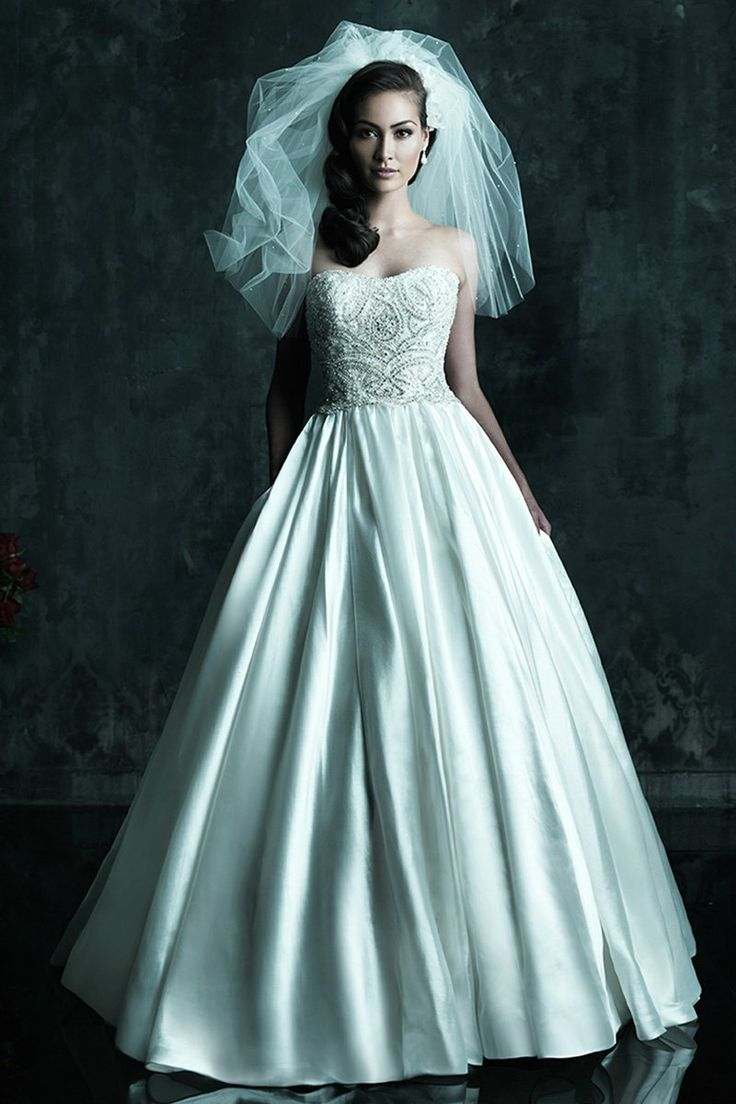 138 best Wedding Gowns images on Pinterest | Wedding inspiration ...