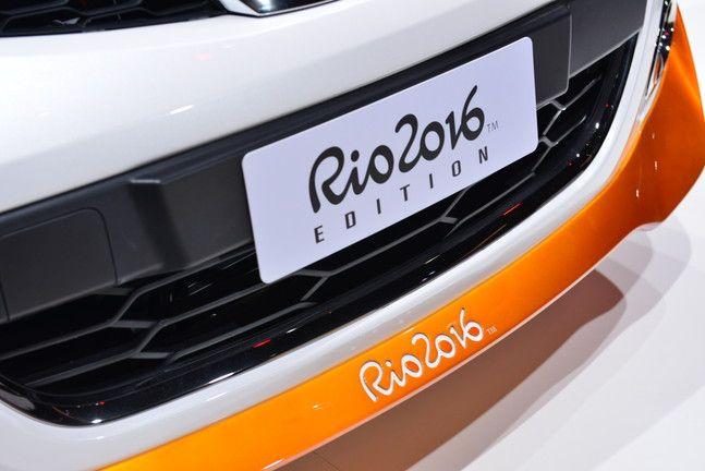 New March Rio 2016 Edition