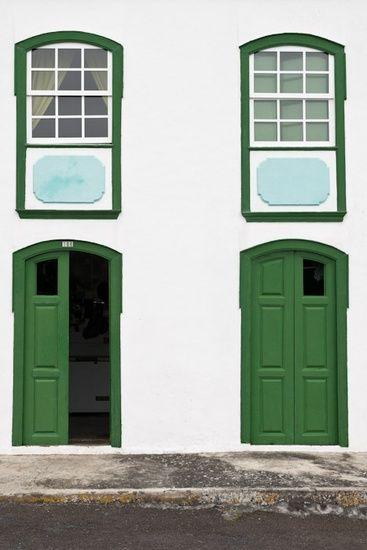 en Tazacorte, La Palma. Islas Canarias