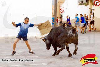torodigital: Ultima tarde de festejos taurinos en el barrio Te...