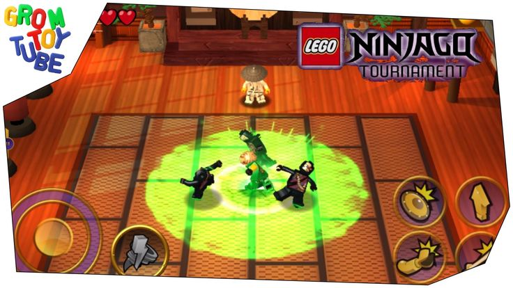 LEGO Ninjago Tournament for android gameplay  Ep1 DOJO