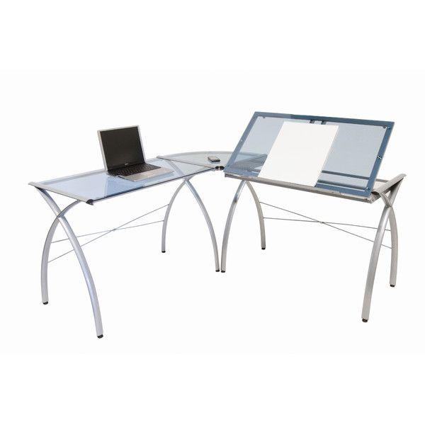 Studio Designs Futura LS WorkCenter With Tilt   Drafting U0026 Drawing Tables  At Hayneedle