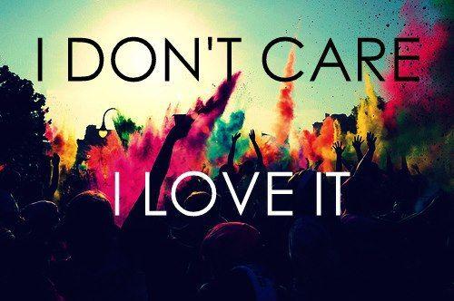 Hier on s'aimait, aujourd'hui on se déteste, qu'importe où t'es parti, le plus important c'est que t'y restes.