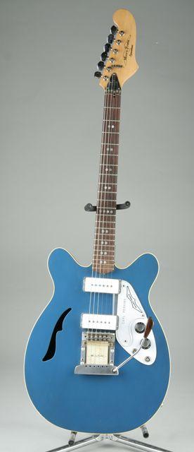 Carl Perkinsу Micro Frets Spacetone