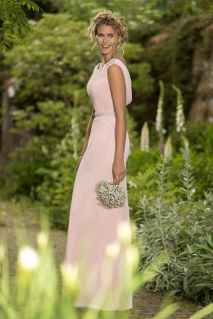 52 best bridesmaid dresses images on pinterest bridesmaids sheathcolumn scoop sleeveless chiffon floor length bridesmaid dresses at herdress online ombrellifo Images