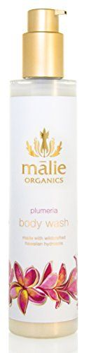 Malie Organics Body Wash  Plumeria * Check this awesome product by going to the link at the image.
