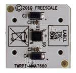 FREESCALE SEMICONDUCTOR TWRPI-MMA6900 ACCELERATION SENSOR, +/-3.5G OR +/-5G