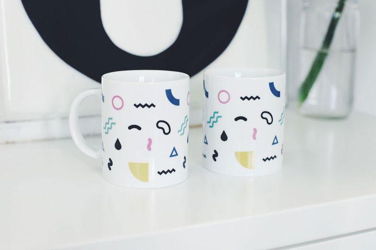 Mugs by José A. Roda