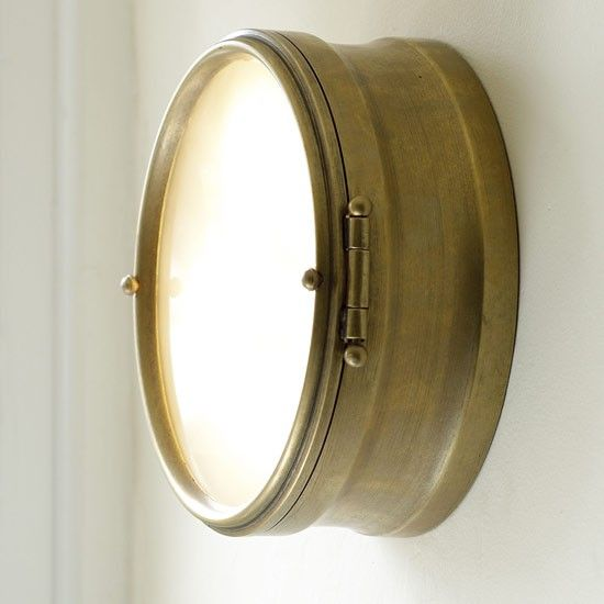 Bathroom lighting from Jim Lawrence