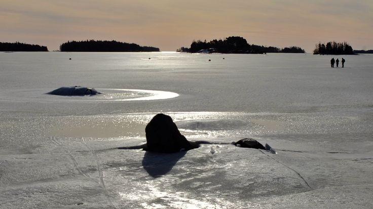 https://flic.kr/p/SaShZU   On the frozen Gulf of Finland.