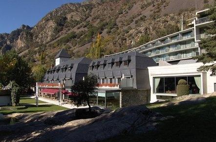 Sercotel Hotel Andorra Park es un lujoso hotel en Andorra la Vella | Sercotel Andorra Park Hotel is a luxurious hotel in Andorra la Vella